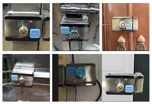 磁力锁安装方法 电磁锁使用说明书 郑州安装磁力锁