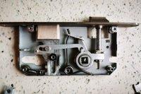 中原区开锁换锁芯案例