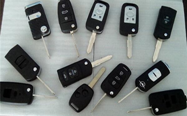 汽车配一把钥匙多少钱?郑州配汽车遥控钥匙