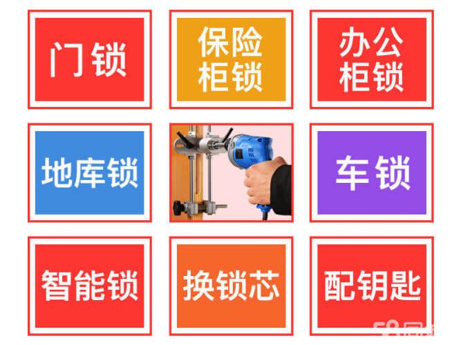 新郑龙湖镇开锁电话 防盗门开锁换锁